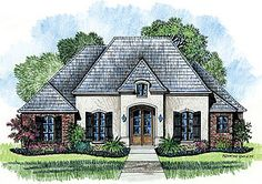 We are dedicated to providing French Country, Acadian and Louisiana style home designs that are easy to read and build from, saving you time & money.