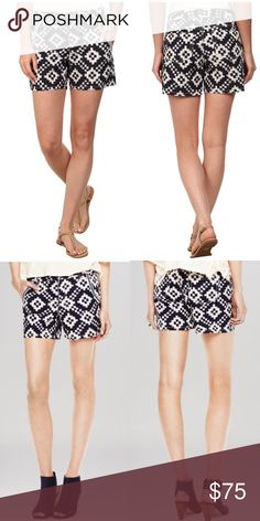 MOVING SALE 🚛 Two by Vince Camuto Printed Shorts ★ BNWT, perfect condition. 💕 ★ Super lovely printed shorts from Two by Vince Camuto! Perfect for spring, summer, and festival season. ❤️ ★ 55% linen || 45% cotton. ★ NO TRADES! 🚫 ★ YES OFFERS! ✅ ★ Measurements available by request. 💁🏼 Two by Vince Camuto Shorts