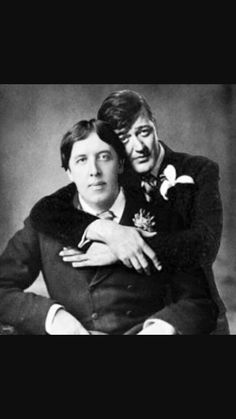 Oscar and Stephen Fry