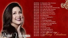 Regine Velasquez Greatest Hits Christmas Songs | Regine Velasquez Nonsto... Christmas Wishes, Greatest Hits, My Dream, Burns, Dreaming Of You, Hold On, Lyrics, Songs, Love