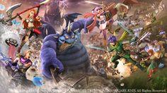 Dragon Quest Heroes II ha estrenado sus primeras imágenes Square Enix ha distribuido los primeros detalles oficiales y las primeras imágenes de Dragon Quest Heroes II, que llevará el subtítulo de The Twin ... http://sientemendoza.com/2016/02/09/dragon-quest-heroes-ii-ha-estrenado-sus-primeras-imagenes/