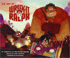 Amazon.fr - The Art of Wreck-It Ralph - John Lasseter - Livres