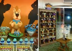 scooby doo birthday party 11