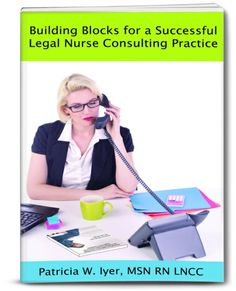 Do you want to grow your independent legal nurse consulting business – develop a group of raving fans who will recommend you to their colleagues? One of the essential components of building a strong business is establishing a loyal customer base. This book is directed to legal nurse consultants to help them do just that. The principles here will help you to establish and maintain successful relationships with customers to build a solid business.