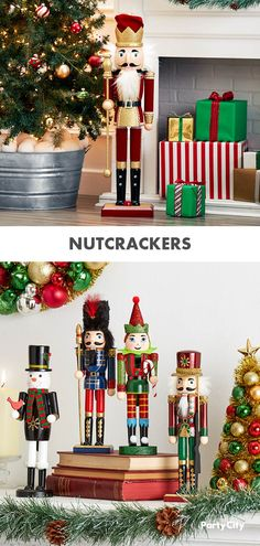 As Christmas traditions go, the Nutcracker is a true classic. Crack open the holiday spirit with Nutcrackers! Nutcrackers, Christmas Décor, Christmas Ornaments, Christmas Decorations, Holiday Decor, Tis The Season, Christmas Traditions, About Me Blog, Traditional