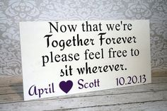 Choose Pick a Seat not a Side Wedding Seating Plan Sign Photography Prop Engagement Pictures on Etsy, $39.00