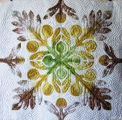Traditional Hawaiian Quilts | Loke Lani Hawaiian Quilt Pattern Turtle Beach Hawaiian Applique ...