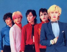 Japan | British band who produced far more sophisticated music than their contemporaries like Duran Duran and Spandau Ballet (DB)