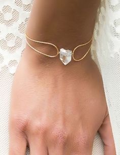 Captured Bracelet ღ Simple & Pretty!
