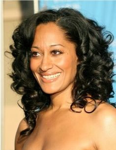 Tracee Ellis Ross Soft Curls
