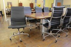 Eames Aluminum Executive Chair