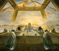 Dalí- La Última Cena
