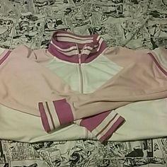 Lady foot locker super cute Zipper jacket Jackets & Coats