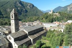 Great-Granparents Hometown- Pont Canavese, Piemonte