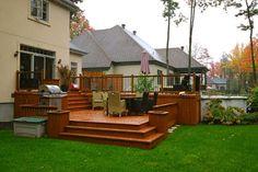 Pool deck and patio ideas images. We specialise in pool deck and patio installation. Above Ground Pool Decks, In Ground Pools, Patio Plus, Patio Builders, Backyard Plan, Patio Gazebo, Pergola, Swimming Pools Backyard, Diy Deck