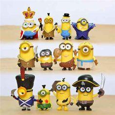 Cute Cartoon Character Minion 1 eye /& 2 eyes Toothbrush Holder wash kit yellow