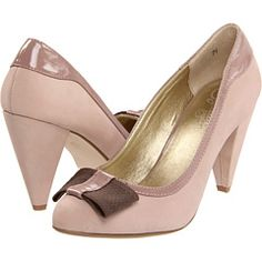 i like the heel of these shoes