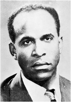 """Frantz Fanon (1925-1961) is a leading thinker of postcolonialism. Malcolm X, Che Guevara and Steve Biko read him. Fanon is best known for two of his books, """"Black Skin, White Masks"""" (1952), about internalized racism, and """"The Wretched of the Earth"""" (1961), about casting off colonialism."""