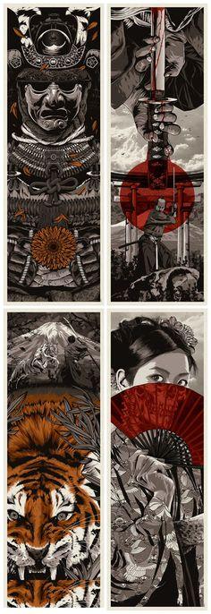 A Warrior's Dreams by Anthony Petrie via anthony… – Hanya Tattoo, Samurai Artwork, Japanese Tattoo Art, Japan Tattoo, Oriental Tattoo, Samurai Tattoo, Dope Art, Japan Art, Fantasy Art