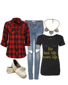 the best life. mom life. tee at 1108 Boutique