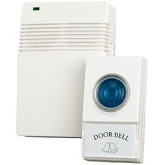 Voye 72-20488 Wireless Remote Control Doorbell with 10 Different Chimes by Voye. $11.99. From the Manufacturer                Missing important deliveries, visitors or clients will be a thing of the past when you install this fantastic Wireless Remote Control Doorbell. Installs quickly without the hassle of running any wires. Just mount the transmitter near your door and place the receiver anywhere in your home within 250-Feet. When the transmitter button is pressed one of ten...