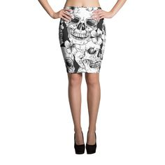 Music Note Skirt - Pencil Skirt Show your love and passion of music with this fashionable music note skirt. A Great outfit for a music lover. Music Shoes, Trends, Cute Skirts, S Models, Skirt Outfits, Skirt Fashion, Bodycon Dress, Note, Pencil Skirts