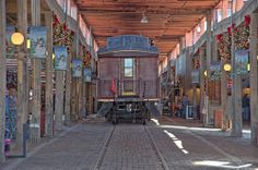 Stockyards Station by glennharper, via Flickr Train Station, Ann