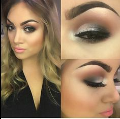 Eye Kandy Cosmetics Theevergrace of IG used Marshmallow for ths gorgeous look
