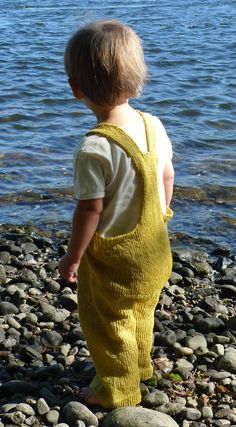 Would be awesome for cloth diapering.  Knit overalls in wool...