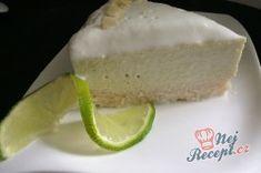Exkluzivní osvěžující limetkový dort | NejRecept.cz