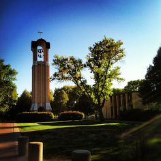 Gorgeous shot of the #cordmn Bell Tower via @christianbro10