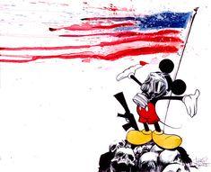 American Hero by lora-zombie.deviantart.com on @deviantART