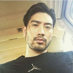 51 Best Short Haircuts for Men in 2019 - Style My Hairs Asian Men Long Hair, Hot Asian Men, Asian Guys, Man Bun Styles, Asian Men Hairstyle, Male Hairstyles, Funky Hairstyles, Formal Hairstyles, Asian Haircut