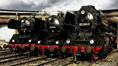 Steam Locomotive Party by *pingallery on deviantART