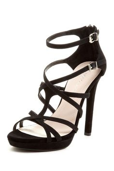 BCBGeneration Montie High Heel Sandal by Show Stopping Sandals on @HauteLook