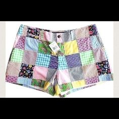 💥SALE💥 NWT Fun Ralph Lauren Patchwork Shorts NEW RALPH LAUREN Preppy HTF Patchwork Shorts w/tag Size 8! These shorts are amazing! They are on trend but yes classic! Enjoy!   Women's Ralph Lauren Sport Patchwork Shorts - Flat front, two front pockets, front change pocket, two back flap pockets with buttons and fully lined.  Your orders are a blessing and I'm grateful for your business! Thanks for stopping by! Feel free to leave me a comment so that I can check out your closet too. :) Ralph…