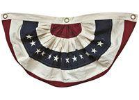 Flags & Bunting - Kruenpeeper Creek Country Gifts
