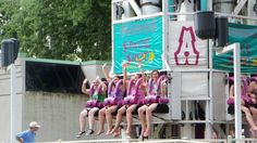 Say what you will but Adventureland in Iowa counts as an amazing place :)