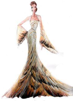 Haute Couture 2012 Blanka Matragi