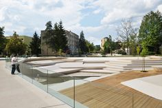 05-enota-promenada-01-river-amphitheatre « Landscape Architecture Works | Landezine