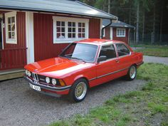 BMW E21 Bmw Old, Bmw Autos, Bmw Alpina, Old School Cars, S Car, Bmw 3 Series, E30, Bmw Cars, Cars And Motorcycles