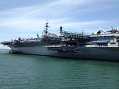 Photo of   The USS Midway