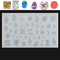 DIY Silicone Mold Mould For Resin Jewelry Making Craft