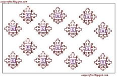 Kasuti Embroidery Of Karnataka Kasuti Embroidery, Hand Work Embroidery, Embroidery Saree, Indian Embroidery, Hand Embroidery Designs, Ribbon Embroidery, Embroidery Stitches, Embroidery Patterns, Embroidery Books
