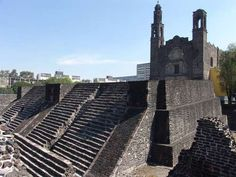 La Gran Tenochtitlan - Bing Images Aztec Ruins, Travel Goals, South America, Building, Image, Mexico City, United States, Cities, Mexican