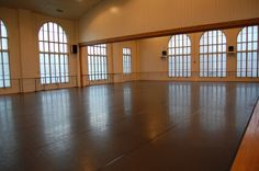 Dance Studio: Aww, The music may play loud and teachers may yell but this is truly my Quite Peaceful Place to be in my body and meditate