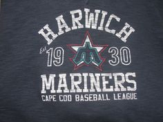 Harwich Mariners of the Cape Cod Baseball League Baseball League, Vacation Planner, Cape Cod, How To Plan, Game, Sports, Cards, Cod Fish, Hs Sports