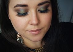 MAC Nylon, Sumptuous Olive and Club Eye Shadow