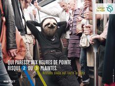 Paris Metro System Forced to Admit Parisians Act Like Jerks - CityLab