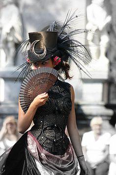 Fashion show Nieuwe Markt - photo by Joeri Stegeman